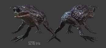 Obsidian - Toad thing
