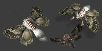 Obsidian - Moth creature
