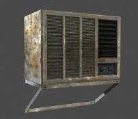 Alpha Protocol : Air conditioner