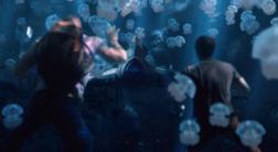 Jellyfish shot