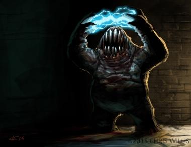 Quake Shambler