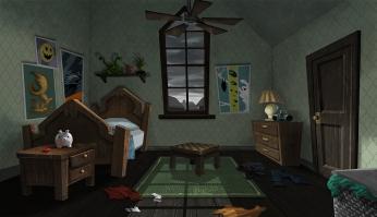 Goosebump - Bedroom