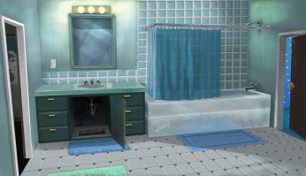 Goosebump - Bathroom