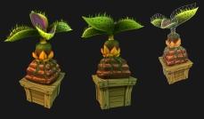 Stytlized plant
